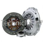 3 PIECE CLUTCH KIT INC BEARING 215MM MAZDA MPV MK2, 6 GY Estate & 6 GG